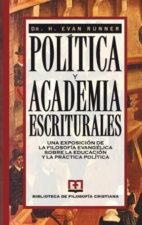 E-book Política Y Academia Escriturales