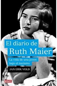 Papel El Diario De Ruth Maier