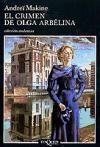Papel Crimen De Olga Arbelina, El