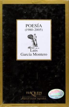 Papel POESIA 1980-2005 LUIS GARCIA MONTERO