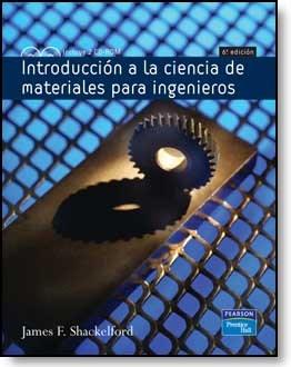 E-book Introducción A La Ciencia De Materiales Para Ingenieros, 6ª Ed.