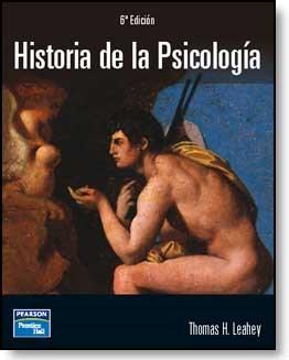 E-book Historia De La Psicología