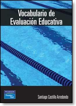 E-book Vocabulario De Evaluación Educativa
