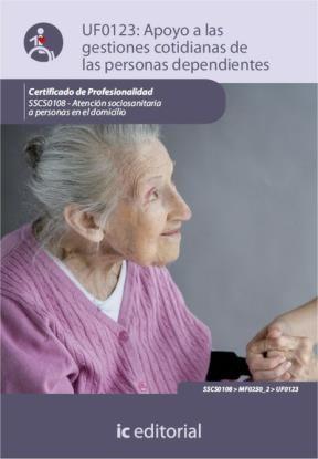 E-book Apoyo A Las Gestiones Cotidianas De Las Personas Dependientes