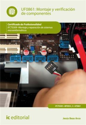 E-book Montaje Y Verificación De Componentes. Ifct0309