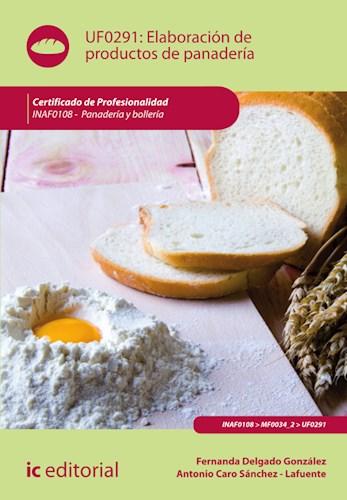 Papel Elaboración De Productos De Panadería. Inaf0108 - Panadería Y Bollería