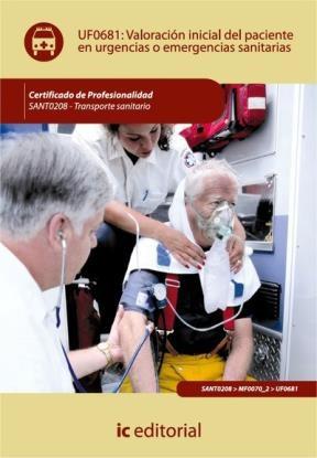 E-book Valoración Inicial Del Paciente En Urgencias O Emergencias Sanitarias. Sant0208