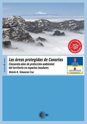 E-book Las Áreas Protegidas De Canarias
