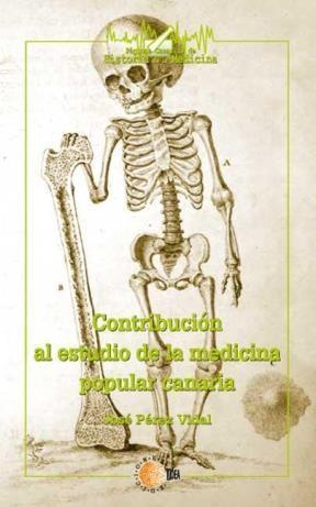 E-book Contribución Al Estudio De La Medicina Popular Canaria