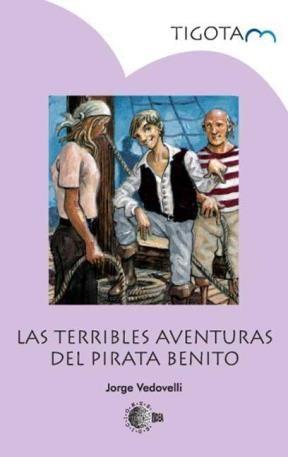 E-book Las Terribles Aventuras Del Pirata Benito