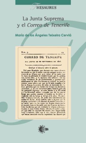 E-book La Junta Suprema Y El Correo De Tenerife