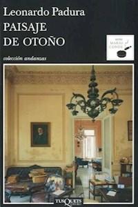 Papel Paisaje De Otoño