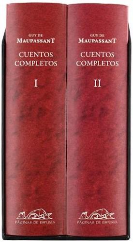 Papel Cuentos Completos (Estuche De 2 Tomos - Guy De Maupassant)