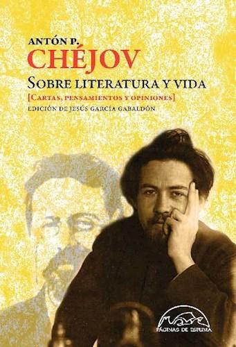 Papel Sobre literatura y vida