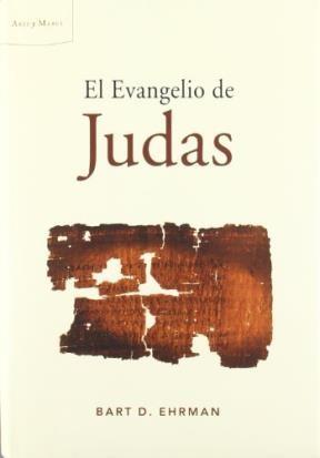 Papel EVANGELIO DE JUDAS (CARTONE)