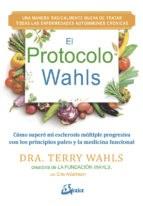 Papel EL PROTOCOLO WAHLS