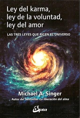 Libro Ley Del Karma Ley De La Voluntad Ley Del Amor