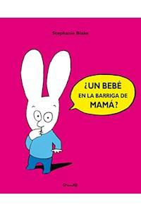 Papel Bebe En La Barriga De Mama, Un