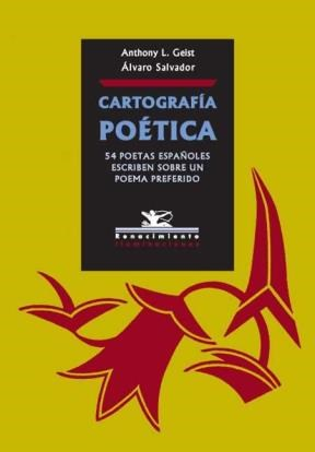 E-book Cartografía Poética