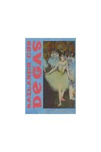 Papel Bailando Con Degas