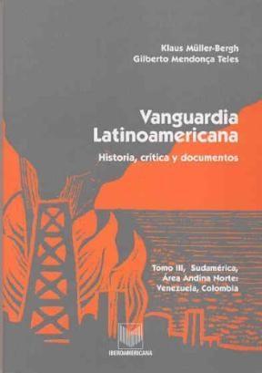Papel Vanguardia latinoamericana. Tomo III
