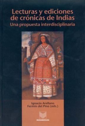 Papel LECTURAS Y EDICIONES DE CRONICAS DE INDIAS