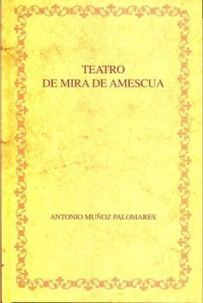 Papel El teatro de Mira de Amescua