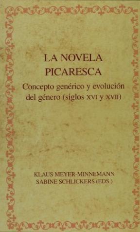 Papel La novela picaresca