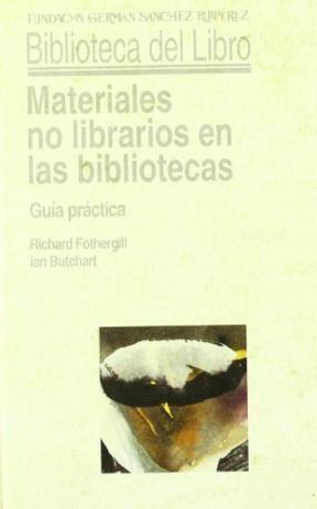 Libro Materiales No Librarios En Bibliot