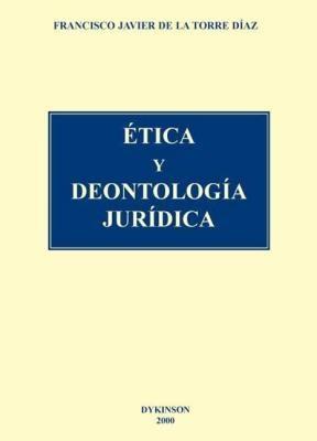 E-book Ética Y Deontología Jurídica