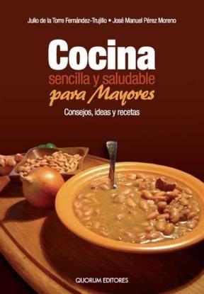 E-book Cocina Sencilla Y Saludable Para Mayores