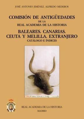 E-book Comisión De Antigüedades De La Real Academia De La Historia