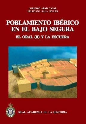 E-book Poblamiento Ibérico En El Bajo Segura
