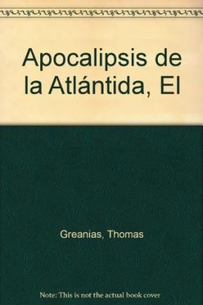 Papel Apocalipsis De La Atlantida, El