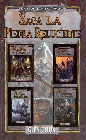 E-book Saga: La Piedra Reluciente