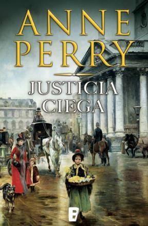 E-book Justicia Ciega (Detective William Monk 19)