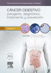 E-book Cáncer Digestivo: Patogenia, Diagnóstico, Tratamiento Y Prevención