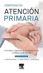E-book Compendio De Atención Primaria