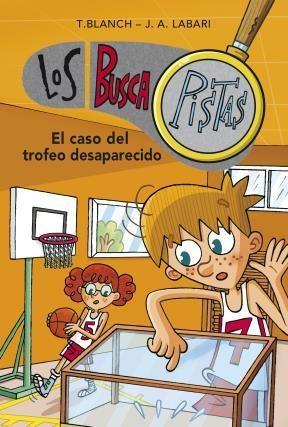 E-book El Caso Del Trofeo Desaparecido (Serie Los Buscapistas 7)