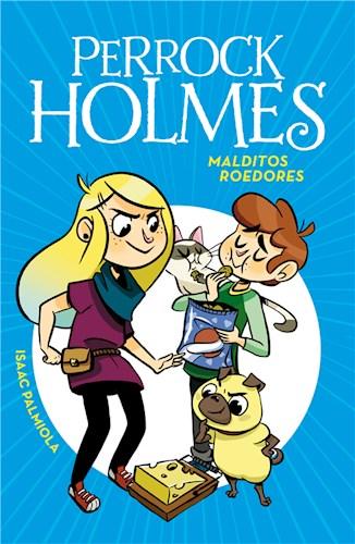 E-book Malditos Roedores (Serie Perrock Holmes 8)