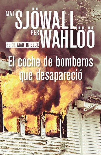 Papel EL COCHE DE BOMBEROS QUE DESAPARECIÓ
