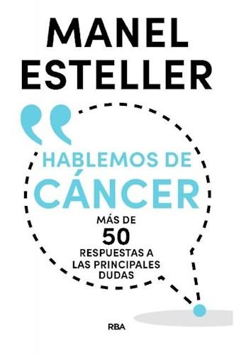 Libro Hablemos De Cancer