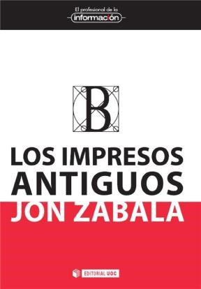 E-book Los Impresos Antiguos