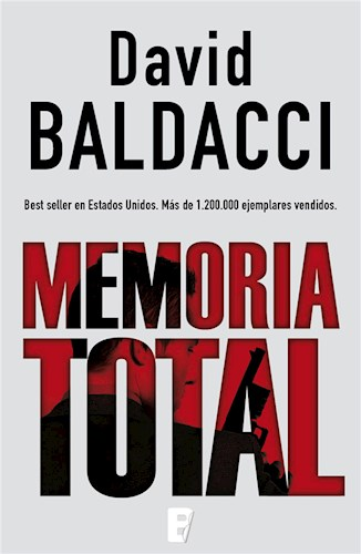 E-book Memoria Total (Amos Decker 1)