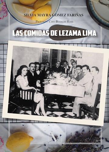 Libro Las Comidas De Lezama Lima