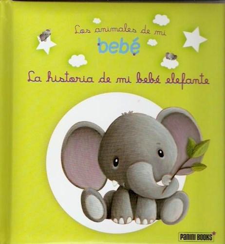 Papel La Historia De Mi Bebe Elefante