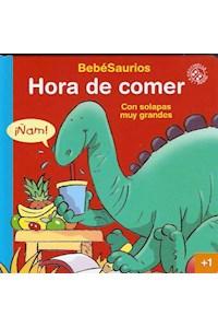 Papel Bebesaurios - Hora De Comer