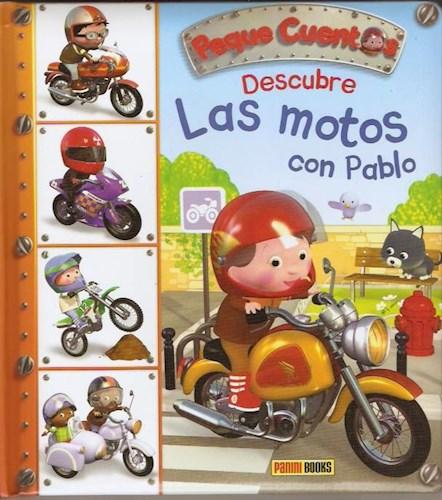 Papel Descubre Las Motos Con Pablo