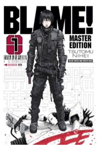 Blame  Master Edition Nº 01 (De 6) (Ed  Española)