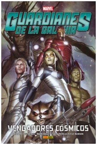 Guardianes De La Galaxia  Vengadores Cósmicos (Marvel Integral)